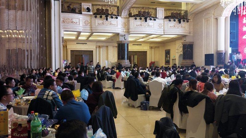 天津能谱科技应邀参加2018东北仪器信息港年终聚会